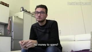 dandy debt cock glasses