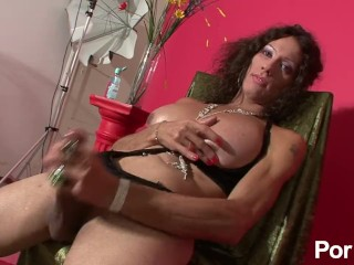 Karen Plays With Her Rod - Scene 1
