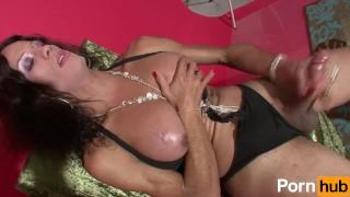 Karen Plays With Her Rod - Scene 1 porno