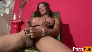 Karen Plays With Her Rod - Scene 1 Horny terry