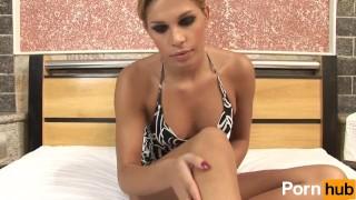 Her Slender Naked Body - Scene 1