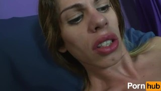 Bia Loves To Be Watched - Scene 1 Shemale fucking
