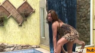 MIxely Brasil Is Super Horny - Scene 1