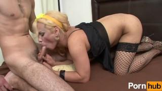 Fiona Wants Cock Now - Scene 1