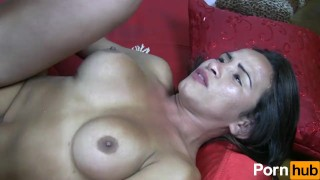 329 A Big Assed Shemale - Scene 1