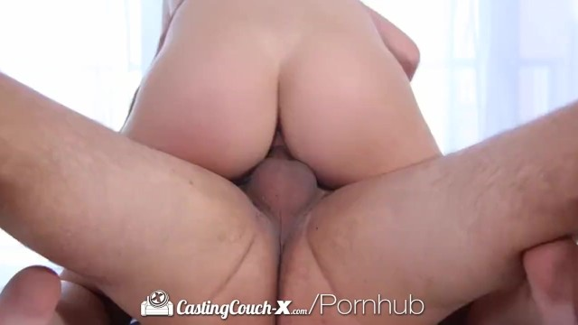 Amazing anal group sex action