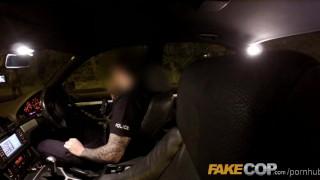Fake Cop Cheeky young lass likes daring outdoor sex porno