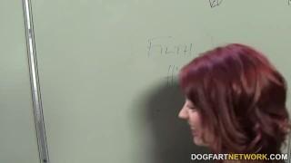 Jessica Ryan cheats her boyfriend in a gloryhole redhead big cock hardcore handjob blowjob gloryhole cheating dogfartnetwork.com glory hole pornstar cumshot dogfartnetwork fetish natural tits big dick facial
