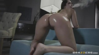 Brazzers remy with oily anal lacroix small nylons