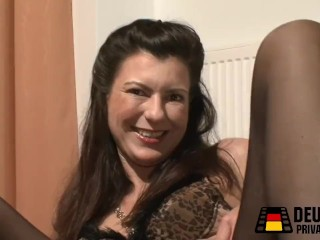 Old Young Prono Fucking, Schwanz im Mund Masturbation Toys MILF German