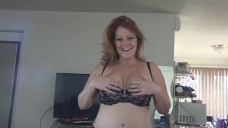 Boobs and Handjobs with Kate Faucett