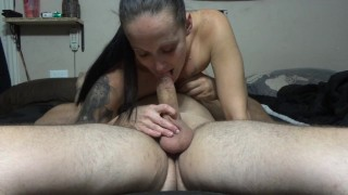 Preview 3 of Eat my pussy & fuck my throat! I swallowed 3 loads! Didn't miss a drop :-P