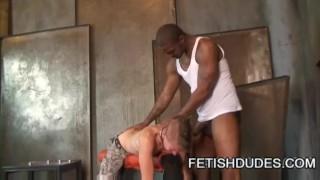 Nazman Kane: Black Dude Whipping A White Dude