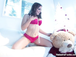 Lusted Milf Fucking, NatashA Nice Horny Holiday Thief Big Tits Brunette Masturbation Toys Pornstar