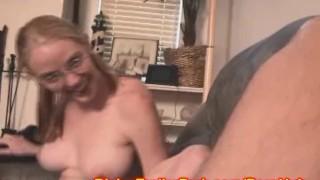 Teen Baby Sitter HAND JOB POV