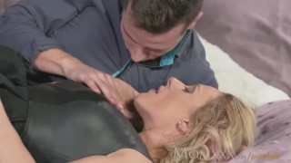 A his guy creampie gives mom fucking good mom friends before style pussy