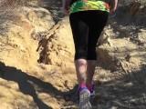 Teen Hiker Climbs A Hard Cock