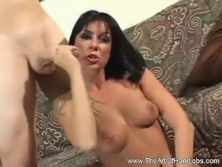 Another Exotic Handjob