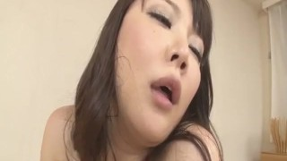 Busty Asian lady, Hinata Komine, craves for a wild fuck  anal penetration pink-pussy anal mmf doggy style hardcore action red-lingerie tit-fuck dp javhd mom creamed ass