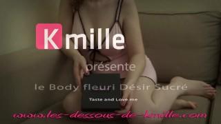 Kmille, le Body Désir Sucré by Taste and Love