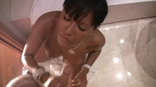 Fucking at the toilet with slut brazilian girlfriend.Homemade video