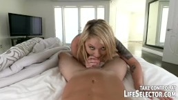 POV porn game with Dakota Skye