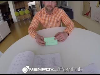 MenPOV - Dirty Big Brother Adam Herst Fucks Joels Mason