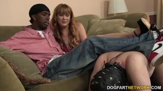 Claire Robbins takes anal fucking in front of cuckold  big-cock cuckold blowjob fetish ass-fuck hardcore natural-tits interracial dogfartnetwork brunette gagging deepthroat small-tits anal dogfartnetwork.com
