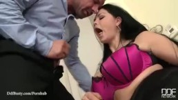 JAY'S POV - Tiny Asian Teen Arya Skye Gets Fucked by her Perv Step Brother
