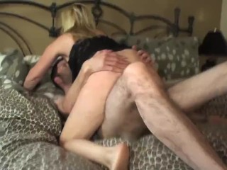 Fucked and Creampied by a  Pornhub Member
