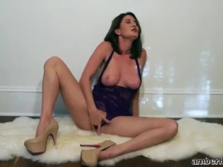 Ifeelmyself girls dildo masturbate