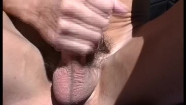 natural solo sex in the wood