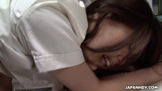 Nurse takes a asian she as brake fucks english japanese
