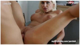 Getting fuck deepthroat amateur and giving german milf big amateur