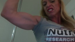 Stella Reign and Her Biceps