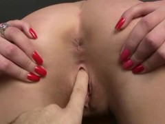 Homemade sex with amazing russian doll