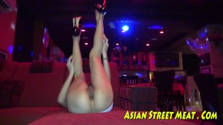 Pool Hall Princess Poked Up Poop Tube pattaya deep assfuck bangkok asian thai amateur teen slut girlfriend anal small-tits prostitute hotel asshole