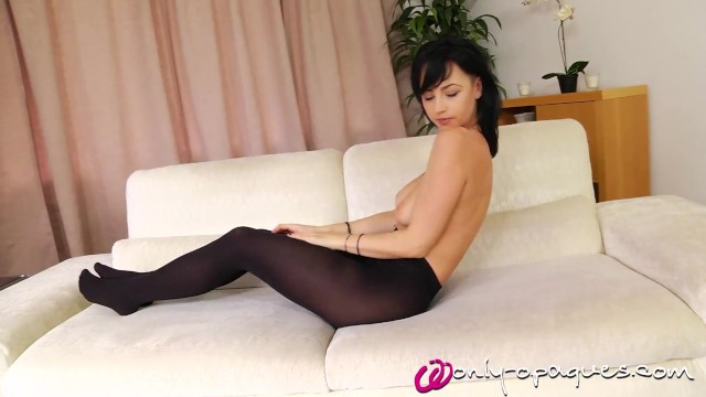 Opague pantyhose sex - Adele only opaques