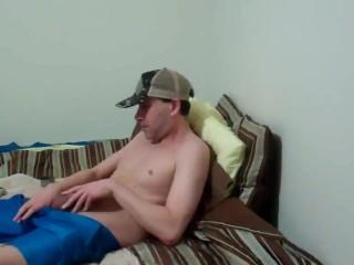 horny to watch dildo to fuk-prt1