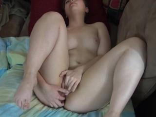 Masturbation And Anal Exploration