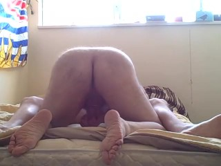 older dad bb fucks jock son-prt3