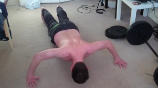 workout fetish- no nudity