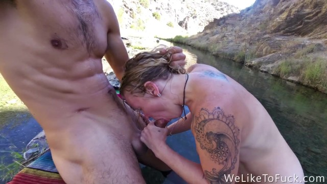 Sex source engine Girlfriend loves rough fuck in hot spring