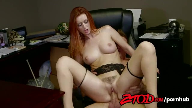 Ztod karlie montana wants her employees cock 9