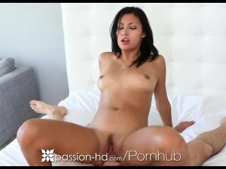 Passion-HD – Exotic Jade Jantzen takes all the dick she can