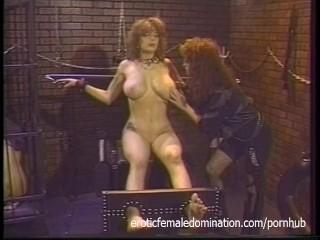Mistress Takes Her Time Dominating Her Favorite Slave
