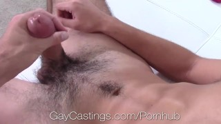 Fucked agent enrique casting by gaycastings tricky stone deep casting big