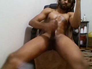New Ades Legs Wide Open Super Hot CumShot Jerking