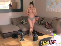 FakeAgentUK Lady wants to do European porn
