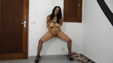 First Pee Vid with an Orgasm
